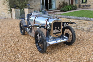 1925  AUSTIN SEVEN SUPER SPORT (BEST AVAILABLE)