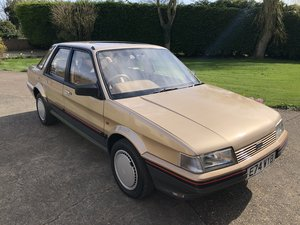 Austin Montego, rare timewarp condition, 19k miles