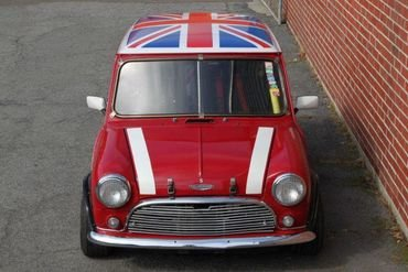 1967 Austin Mini Race Car - GS CARS