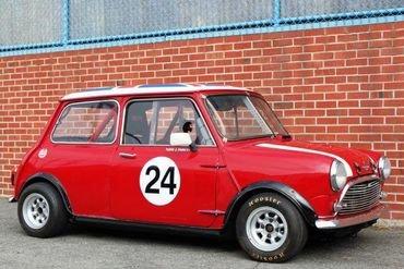 1967 Austin Mini Race Car - GS CARS For Sale by Auction (picture 2 of 3)