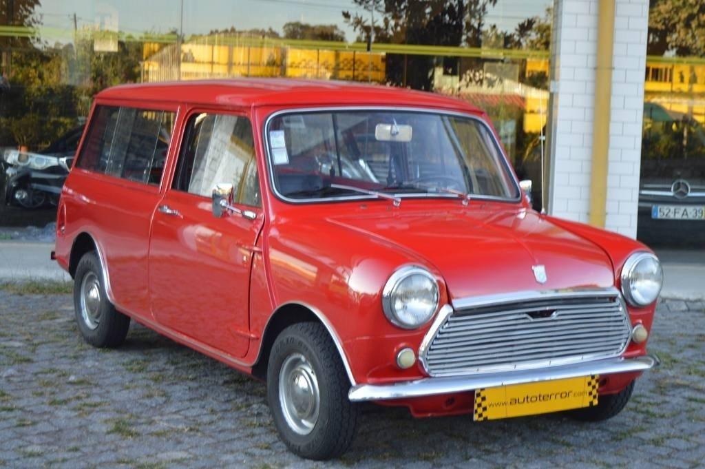 1977 Austin Mini 1000 IMA For Sale (picture 1 of 6)