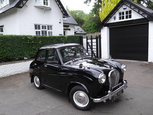 Picture of 1956 4 door Austin A30 SOLD