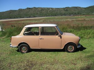1970 Extremely rare mini 1000 with boot  For Sale