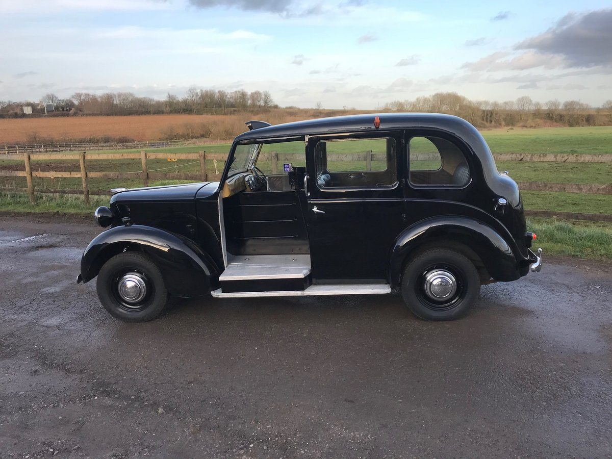 1958 Austin fx3 taxi For Sale (picture 2 of 6)