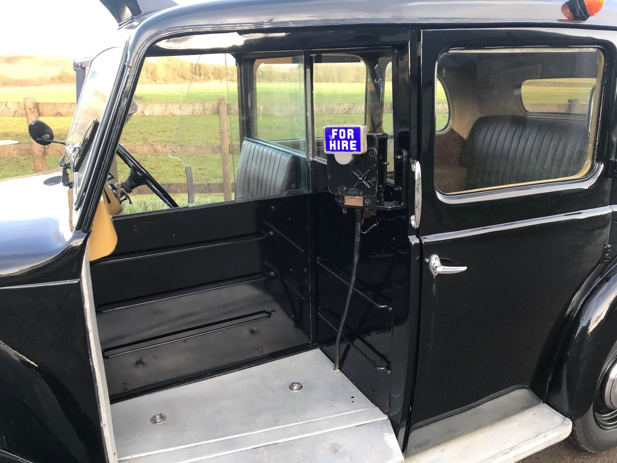 1958 Austin fx3 taxi For Sale (picture 4 of 6)