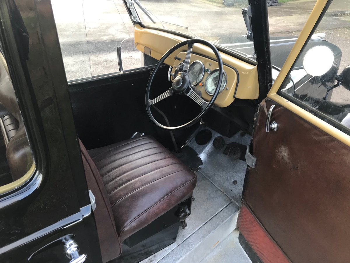 1958 Austin fx3 taxi For Sale (picture 5 of 6)