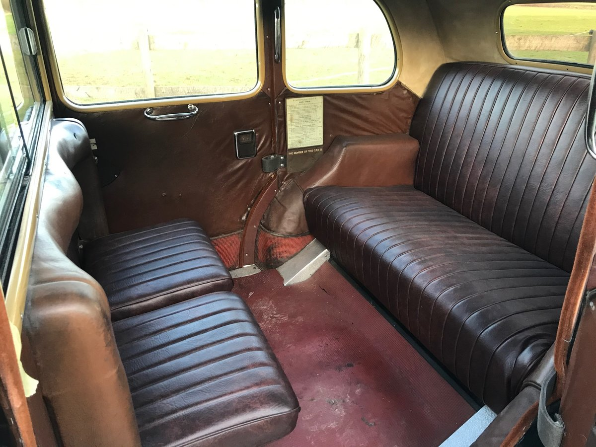 1958 Austin fx3 taxi For Sale (picture 6 of 6)
