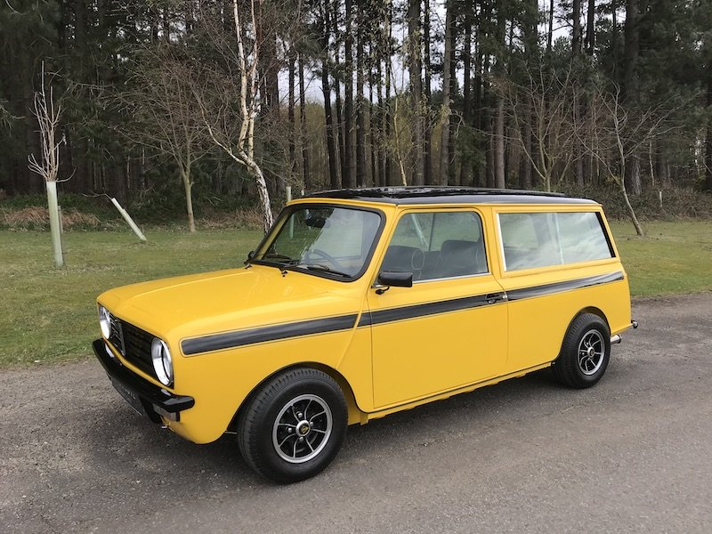 1980 Austin Mini Clubman Estate - CONCOURS CLASSIC / SHOW CAR For Sale (picture 2 of 6)