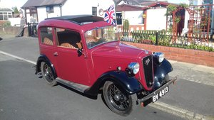 Austin 7 Ruby NOW SOLD thankyou.