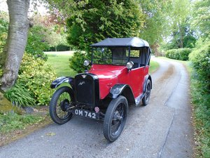 Picture of 1924 Austin Seven Chummy - great for trialling! SOLD