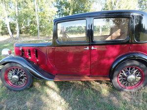 Austin 10 Lichfield in excellent condition