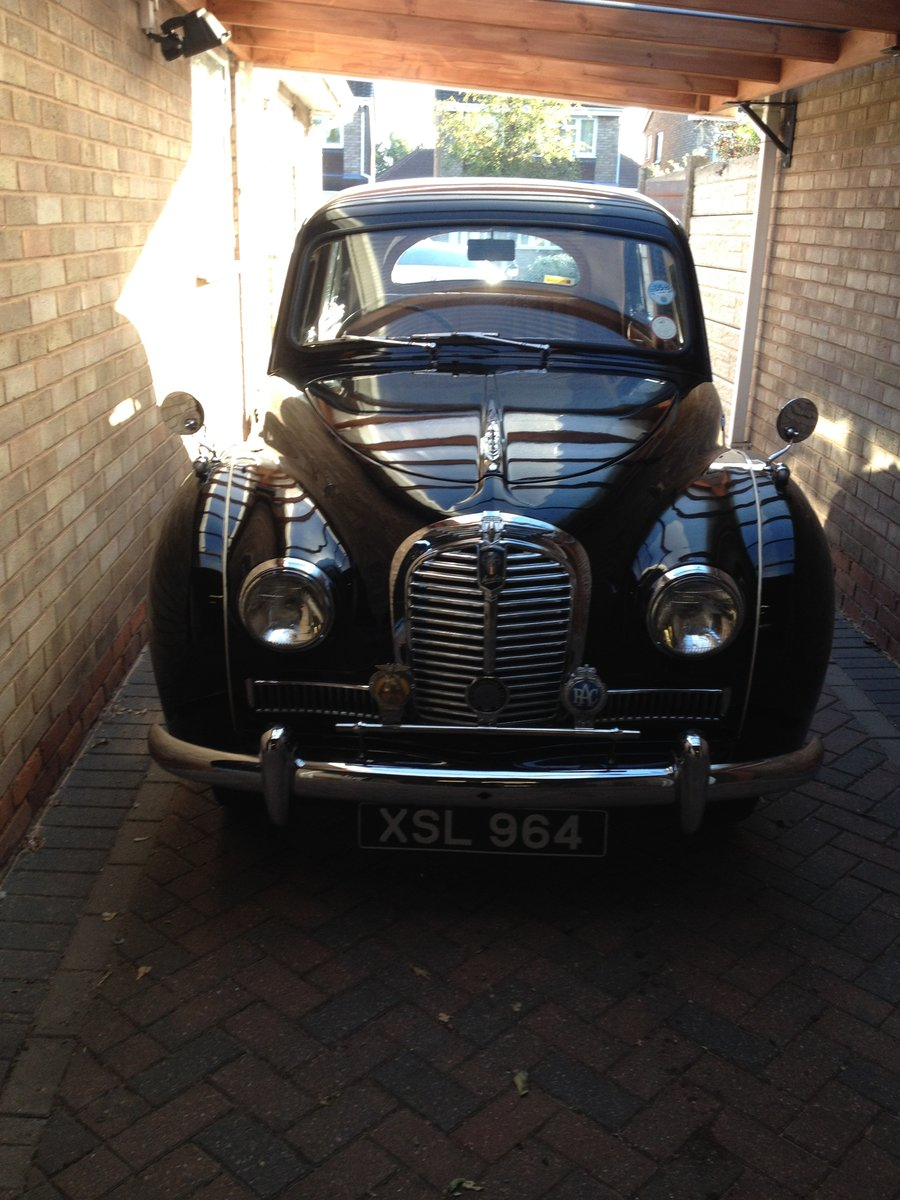 1954 Austin A40 Somerset For Sale (picture 1 of 3)
