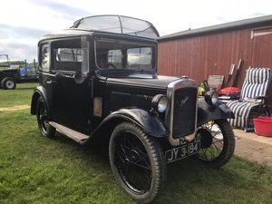 Picture of 1934 Austin Seven RP Deluxe Saloon SOLD
