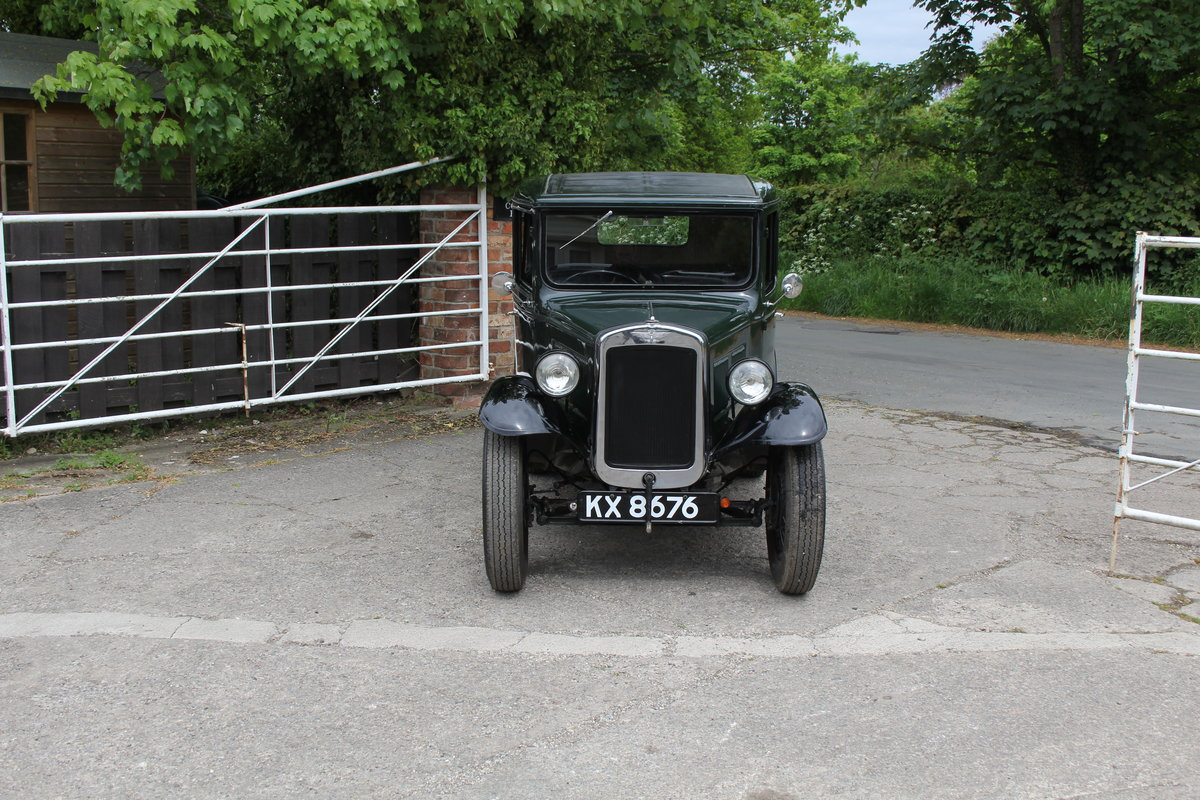 1932 Austin 7 RN Saloon, Great usable Baby Austin SOLD (picture 2 of 17)