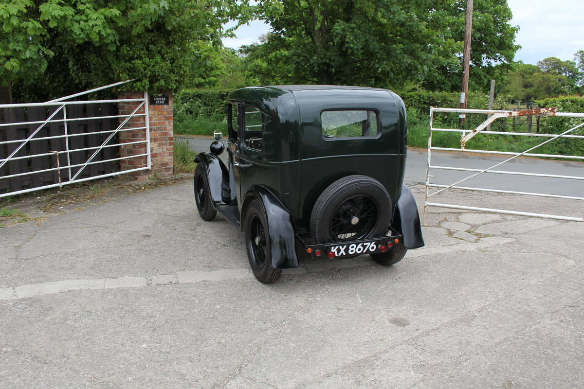 1932 Austin 7 RN Saloon, Great usable Baby Austin SOLD (picture 4 of 17)