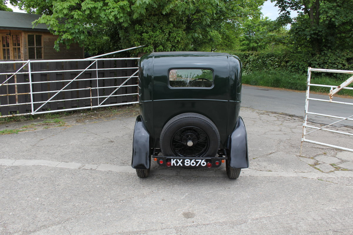 1932 Austin 7 RN Saloon, Great usable Baby Austin SOLD (picture 5 of 17)