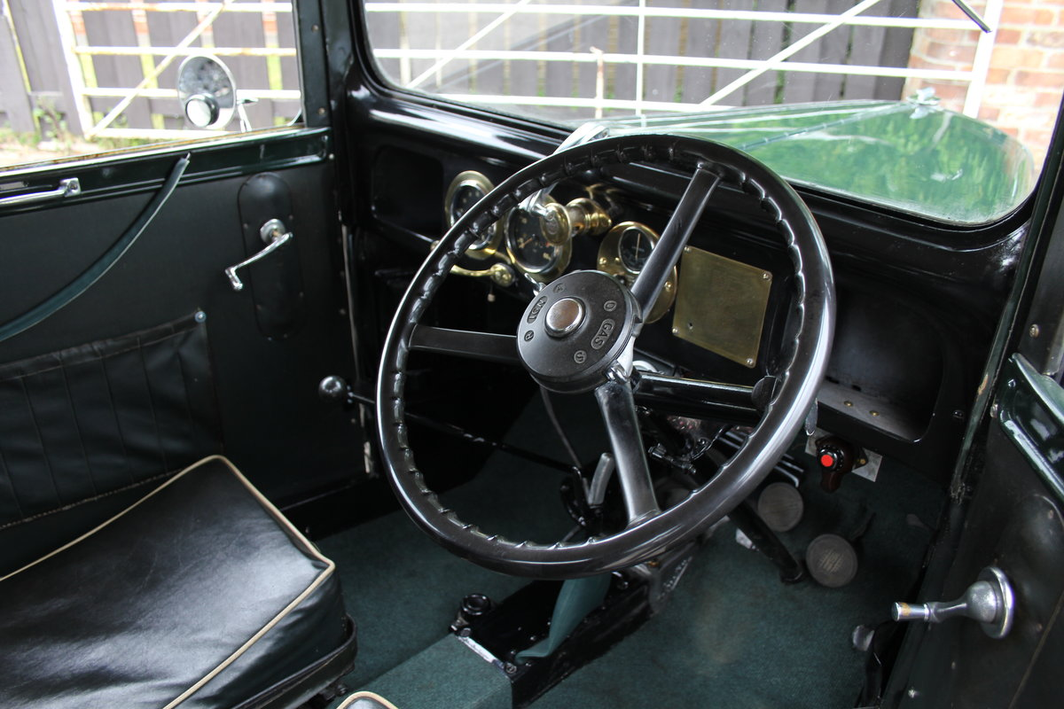 1932 Austin 7 RN Saloon, Great usable Baby Austin SOLD (picture 7 of 17)