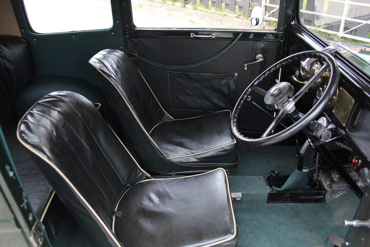 1932 Austin 7 RN Saloon, Great usable Baby Austin SOLD (picture 8 of 17)