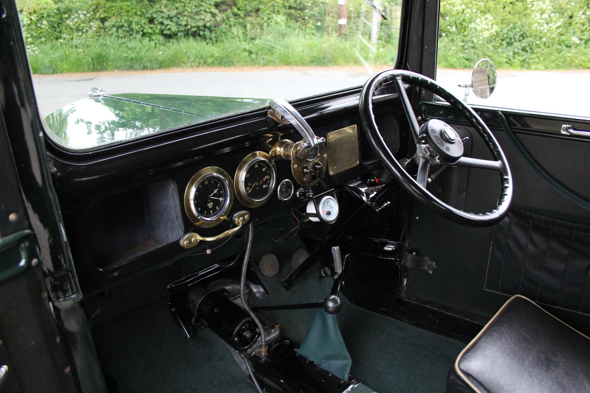1932 Austin 7 RN Saloon, Great usable Baby Austin SOLD (picture 10 of 17)