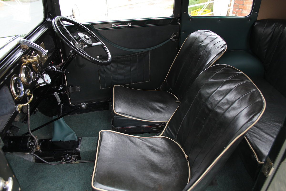 1932 Austin 7 RN Saloon, Great usable Baby Austin SOLD (picture 11 of 17)