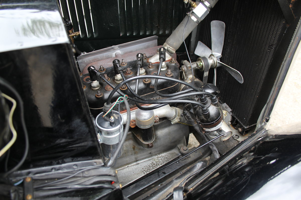 1932 Austin 7 RN Saloon, Great usable Baby Austin SOLD (picture 17 of 17)