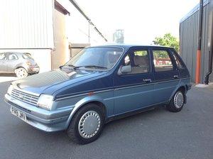 1988 AUSTIN METRO VANDEN PLAS AUTOMATIC 1275 ONLY 35000 Miles For Sale