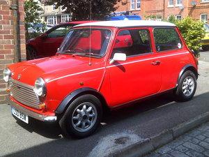 1981 Austin mini 1000