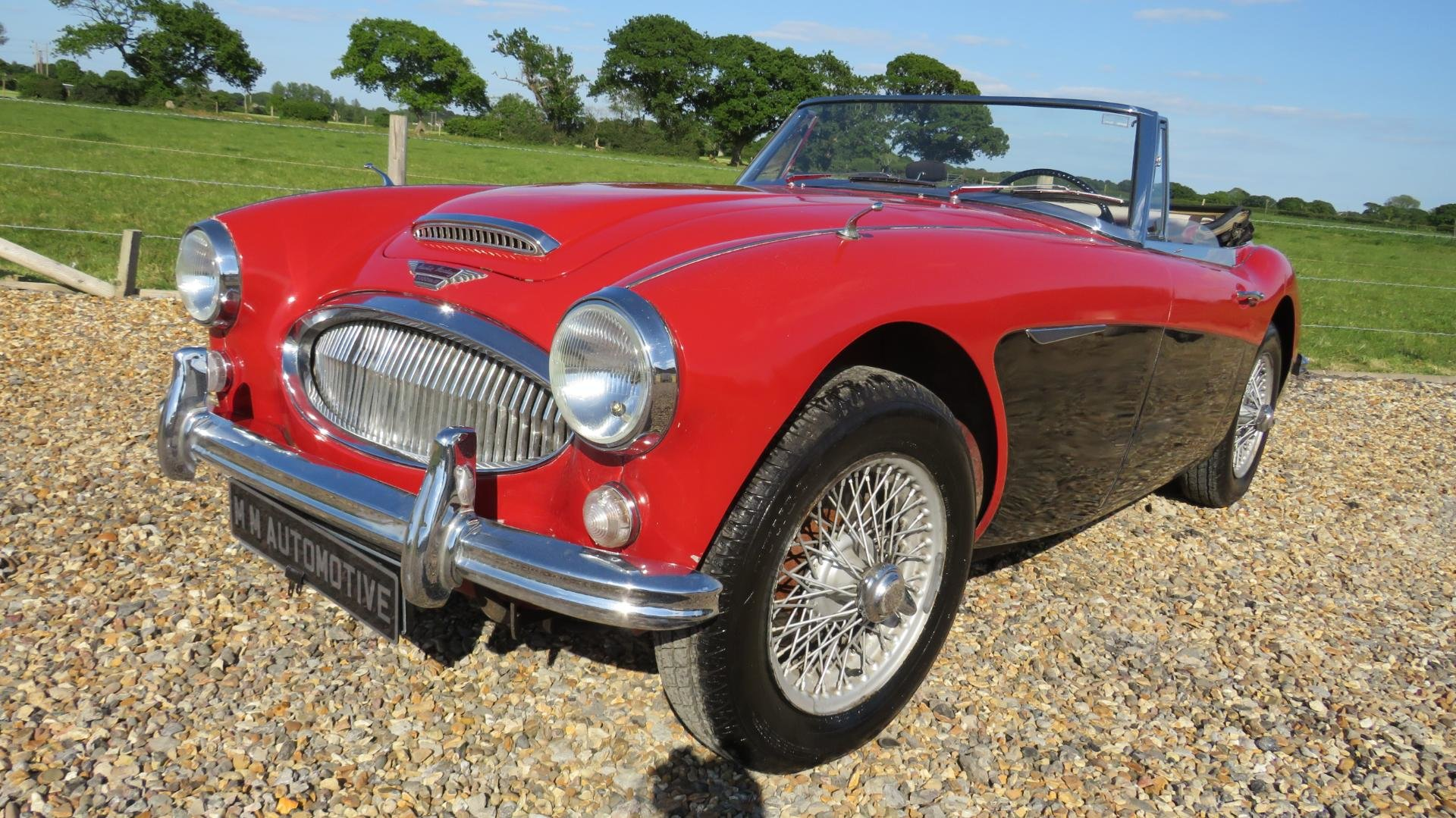 1964 Austin Healey 3000 MK 111 PHASE 2 BJ8 LHD For Sale (picture 1 of 1)