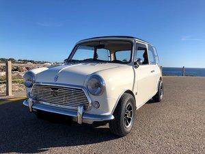 """1975 Austin Mini built by Austin """"Authi"""" SPAIN"""