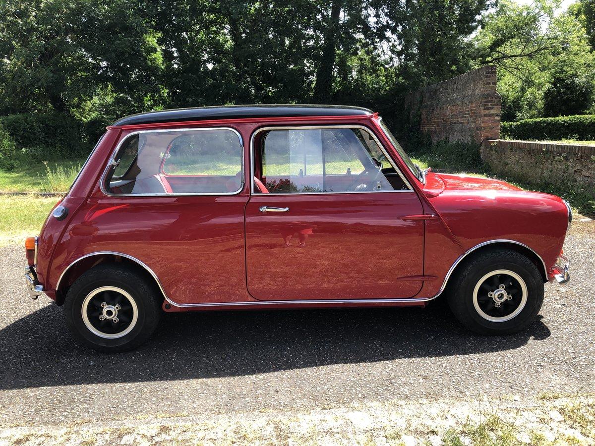 1967 Mini Cooper S Mk1 1275 For Sale (picture 2 of 6)