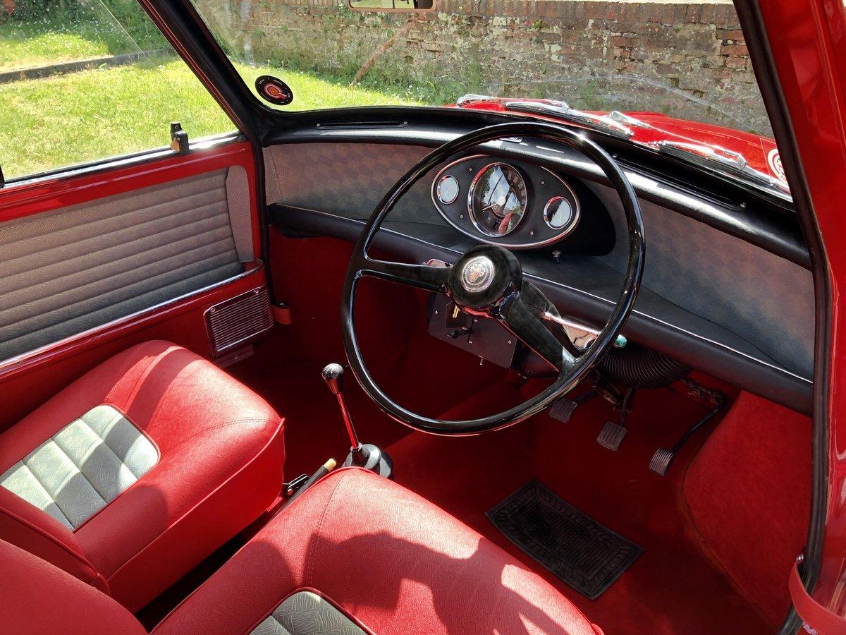 1967 Mini Cooper S Mk1 1275 For Sale (picture 4 of 6)