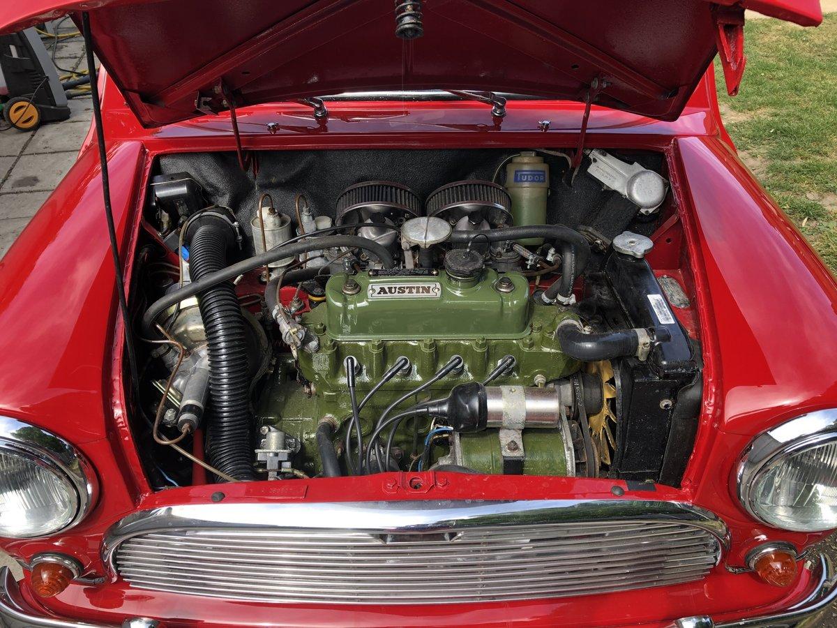 1967 Mini Cooper S Mk1 1275 For Sale (picture 6 of 6)