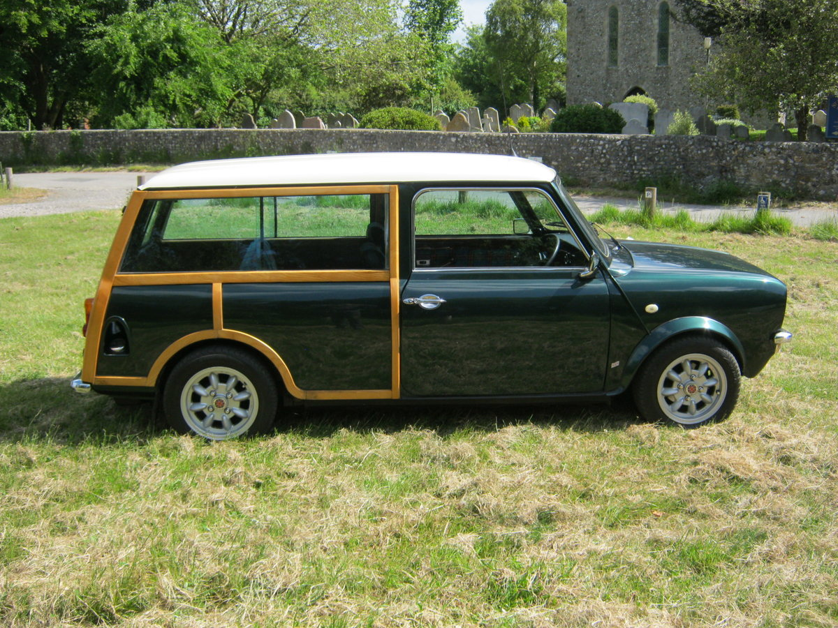 1980 AUSTIN MORRIS MINI CLUBMAN ESTATE 'WOODIE For Sale (picture 4 of 6)
