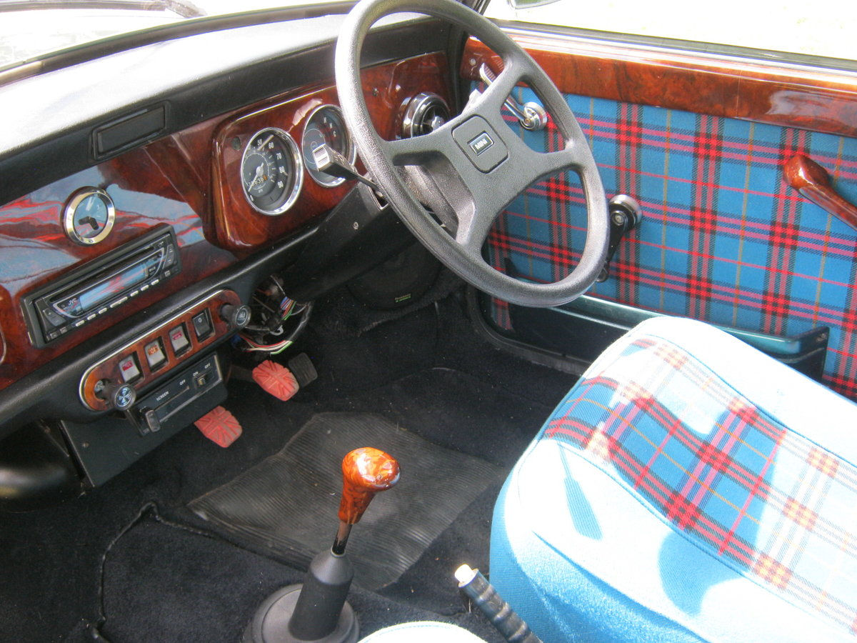 1980 AUSTIN MORRIS MINI CLUBMAN ESTATE 'WOODIE For Sale (picture 5 of 6)