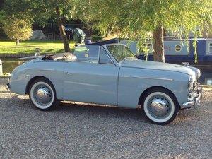 1952  Austin A40 Sports at ACA 20th June