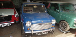 Mini Mk2 Automatic 19k miles 1 owner from new