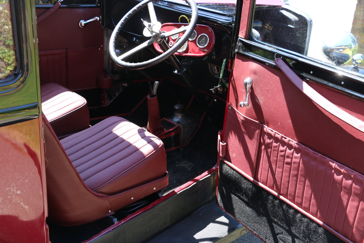 1933 Austin 7 RP Box Saloon Deluxe 95% Project For Sale (picture 4 of 6)