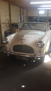 1953 AUSTIN A40 SPORTS  For Sale