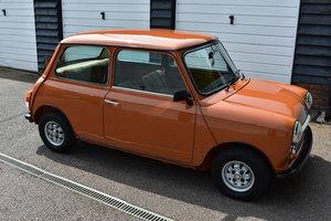 1981 Austin Morris Mini HL