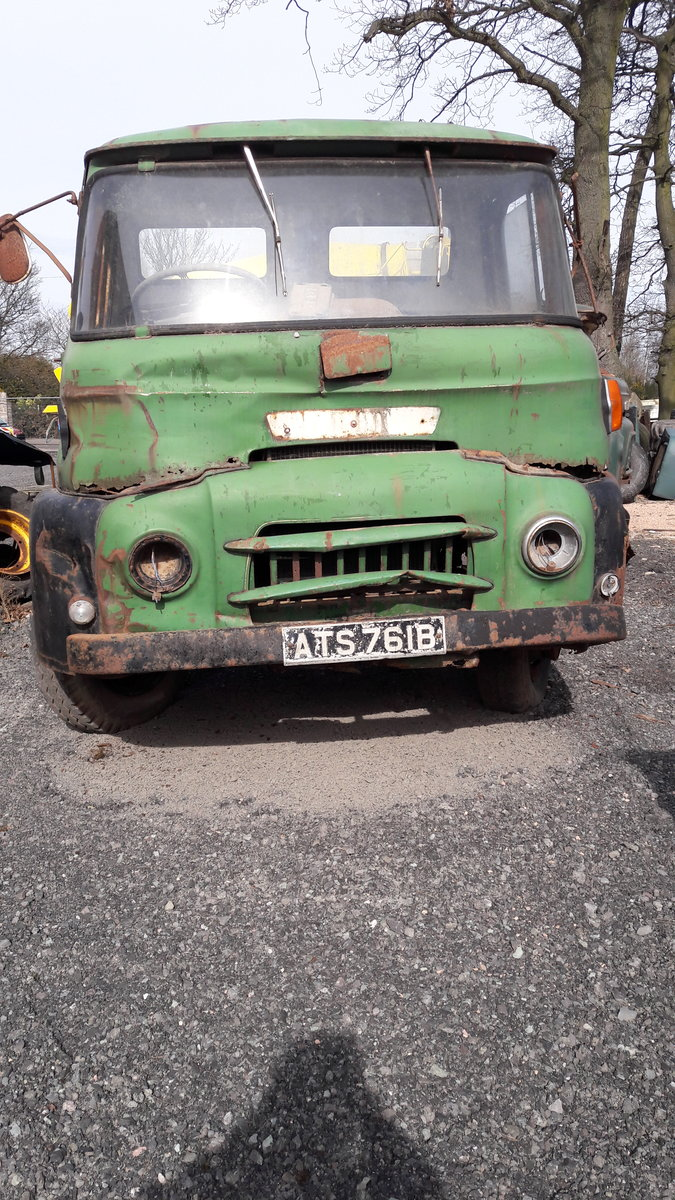 1960 austin 5 ton ffk for restoration For Sale (picture 1 of 2)