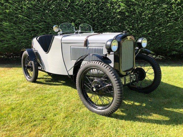 1933 Austin 7 Ulster SWB Replica  For Sale (picture 1 of 6)