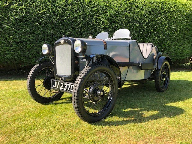 1933 Austin 7 Ulster SWB Replica  For Sale (picture 2 of 6)
