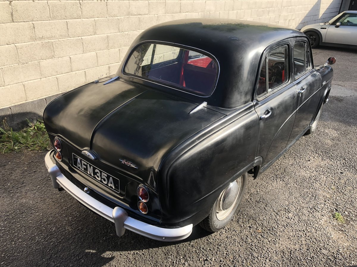1955 Austin a40 cambridge rare classic a35 plate saloon For Sale (picture 4 of 6)