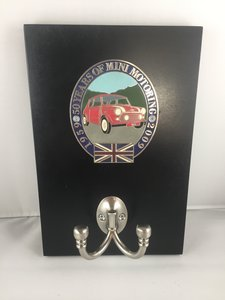Picture of Mini Motoring Key Holder