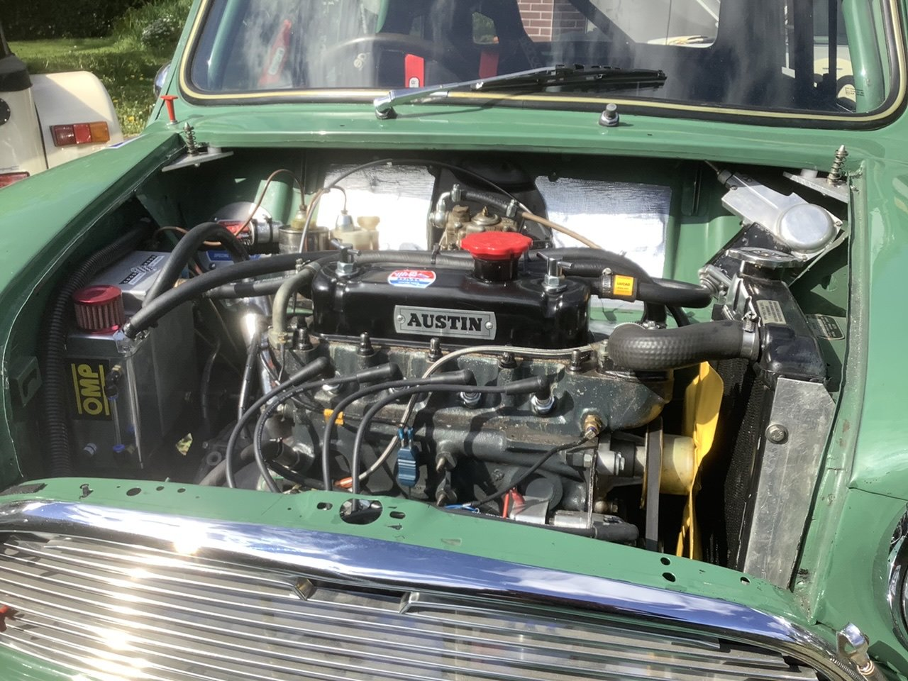 1964 Austin Mini Cooper S 1071 racer FREE DELIVERY SOLD (picture 4 of 6)
