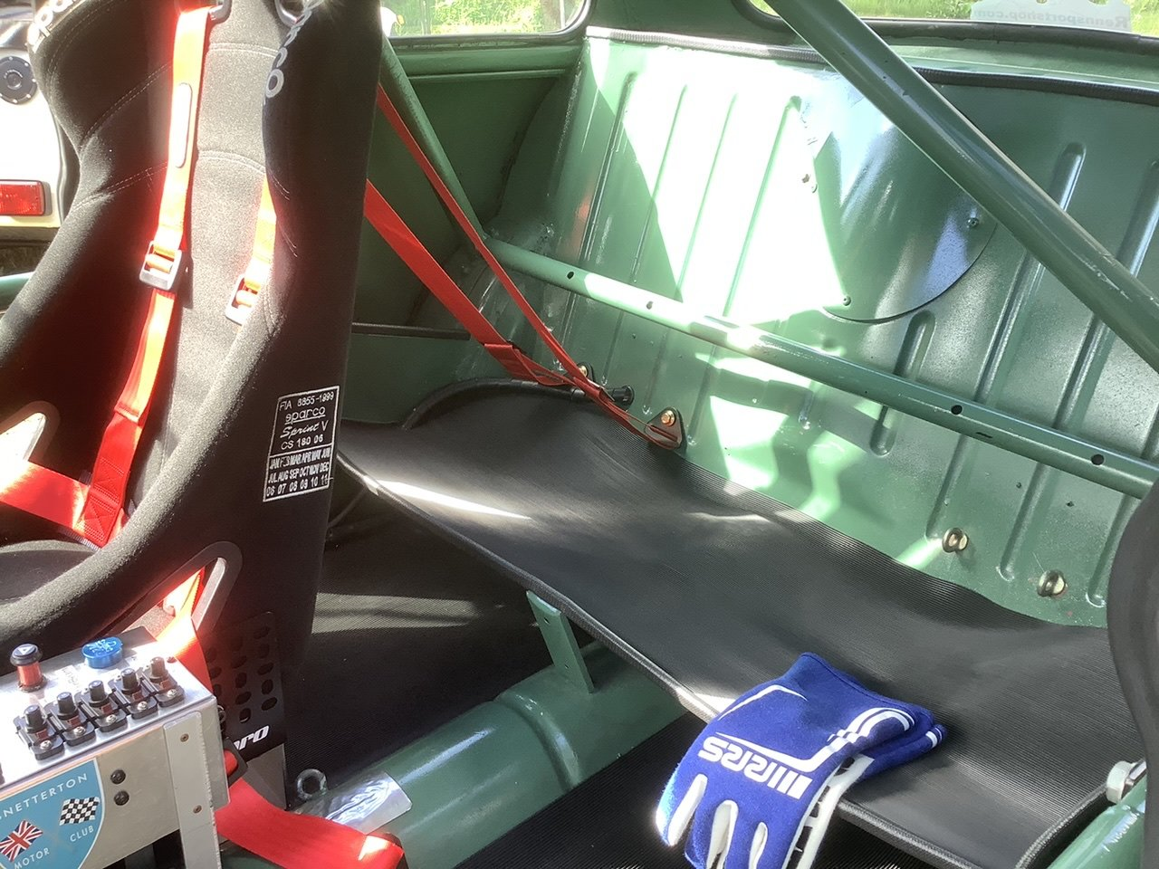 1964 Austin Mini Cooper S 1071 racer FREE DELIVERY SOLD (picture 6 of 6)