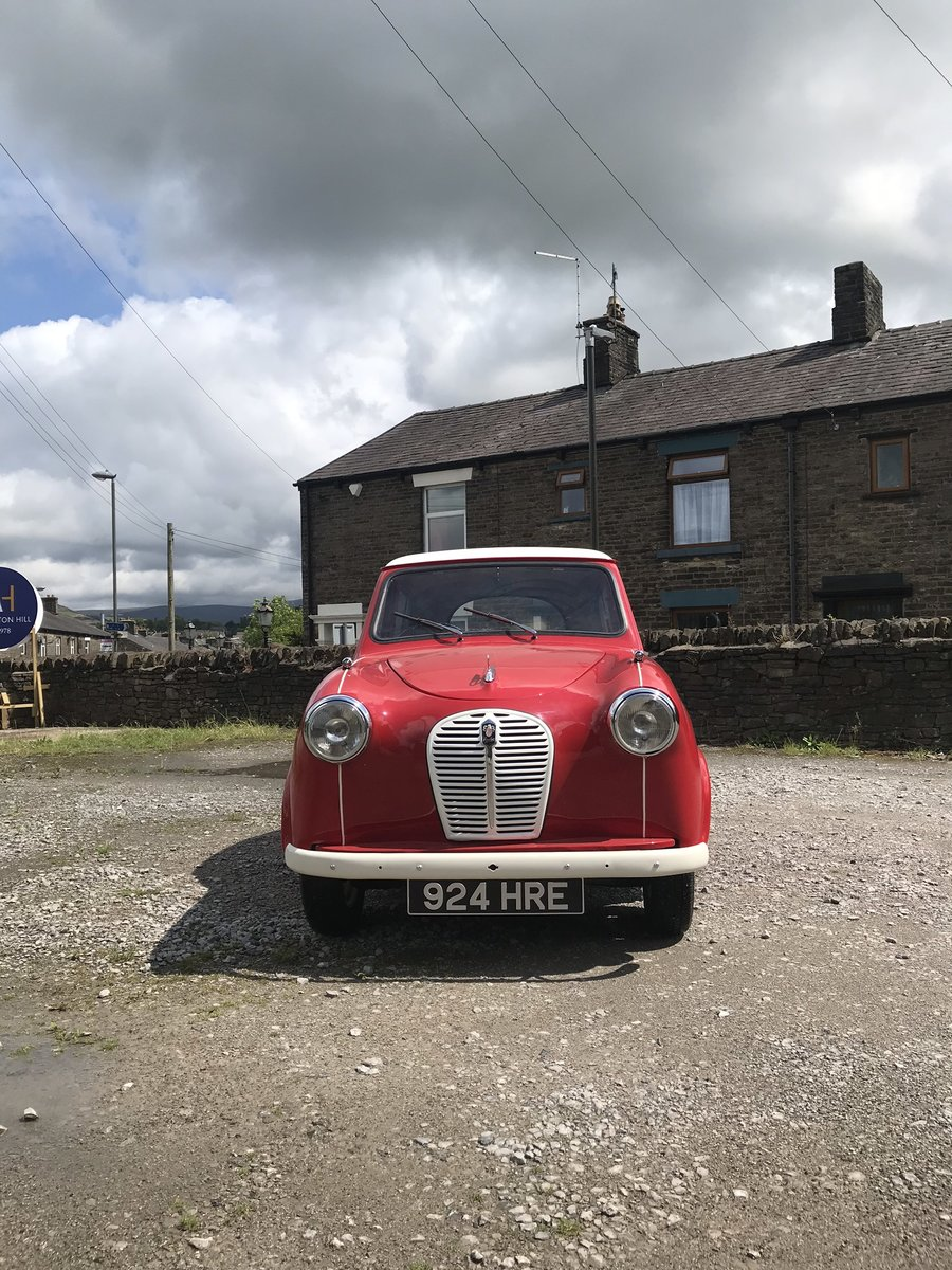 1955 Austin A30 Four-Door Saloon Classic Car For Sale (picture 2 of 6)