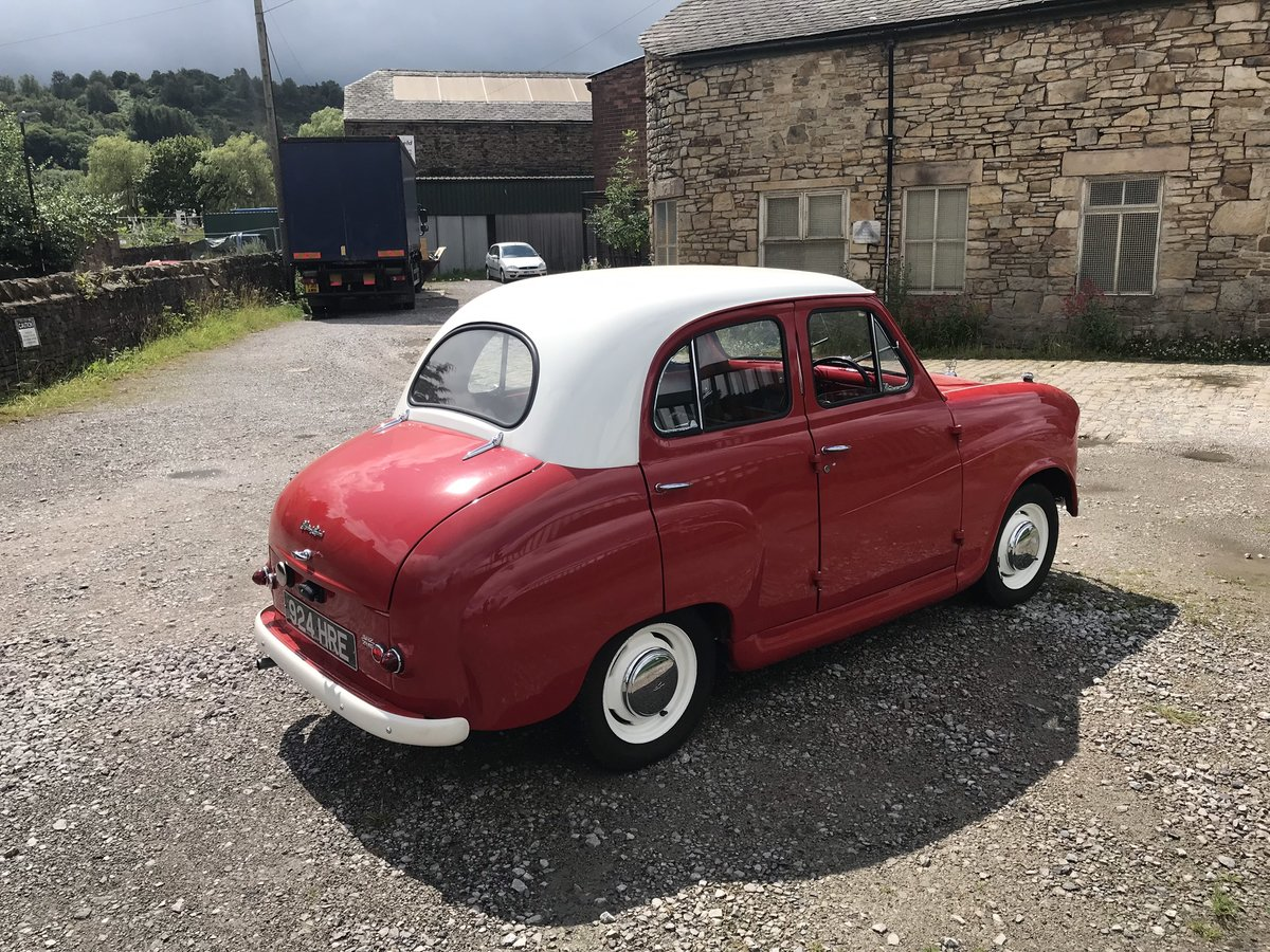1955 Austin A30 Four-Door Saloon Classic Car For Sale (picture 3 of 6)