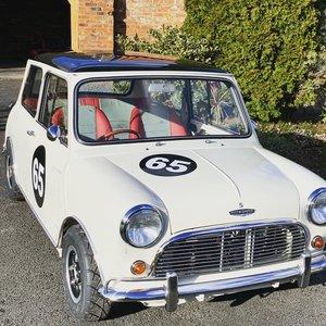 Austin Mini Cooper s 1275 Mk1