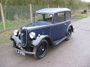 1935 Austin 7 Ruby Mk1 For Sale